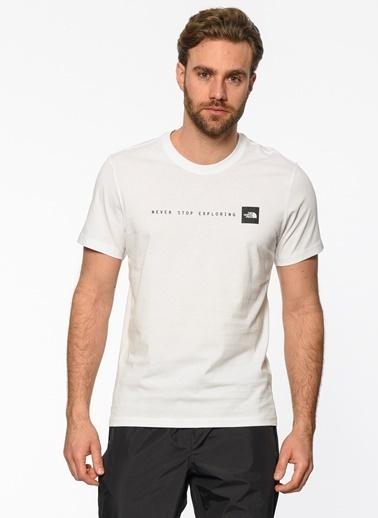 The North Face Tişört Siyah